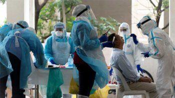 Las muertes por COVID en el país superan las 28 mil