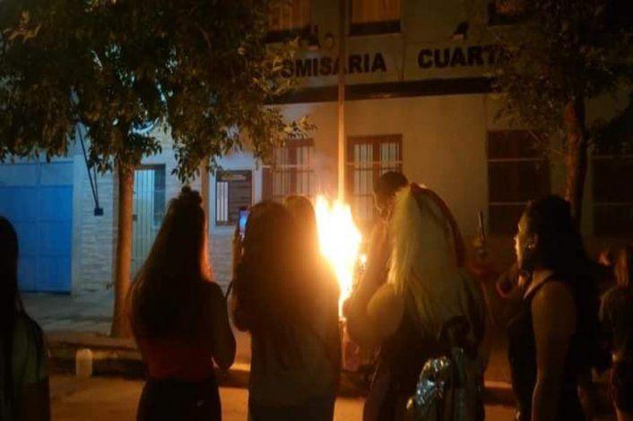 Cipolletti: mujeres movilizadas reclamaron ni una menos