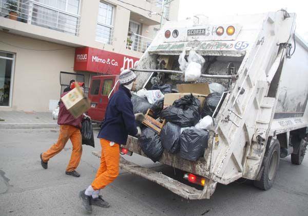 Buscan normalizar el servicio de recolección de basura