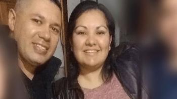 Mató a la mujer y se dio un tiro en la tumba del padre