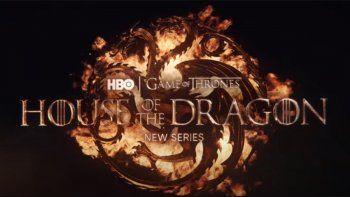 HBO Max reveló el épico primer tráiler de House of the Dragon