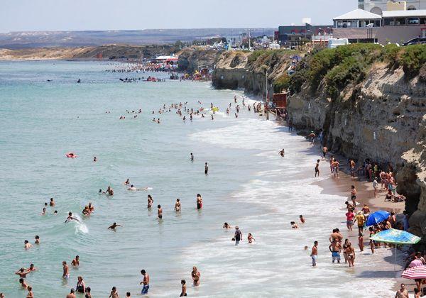 Más plazas, pero menos turistas que en 2012 en Las Grutas