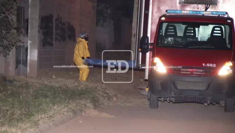 Dirigente de la Uocra asesinó a su ex de tres balazos