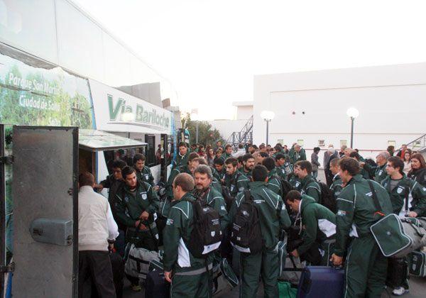 Marabunta, de gira a Sudáfrica