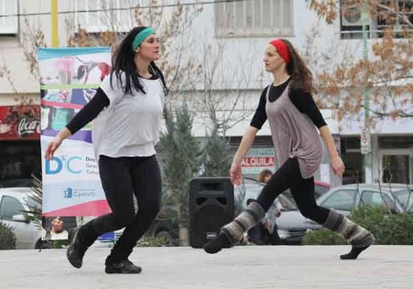 La danza contemporánea tendrá su fiesta en la ciudad