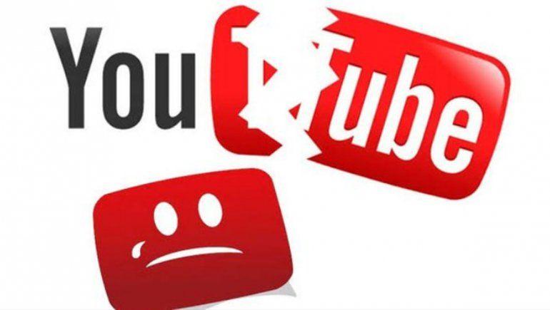 Se cayó YouTube y se desató una ola de memes en las redes