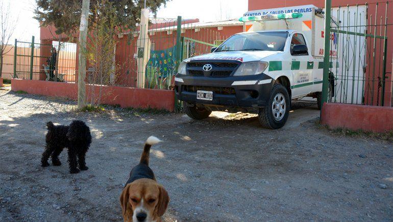 Las Perlas marcha por la ausencia de ambulancias