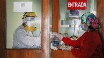 desbordo la guardia y asistieron pacientes en sala de espera