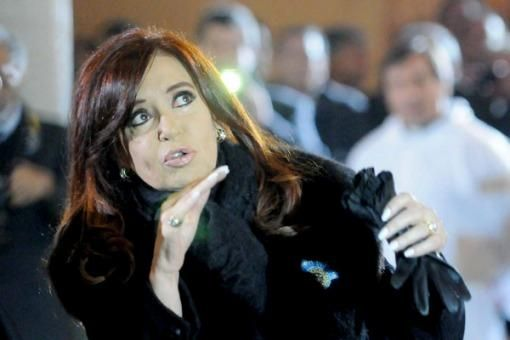 La Presidenta participó del Tedeum en la Basílica de Luján