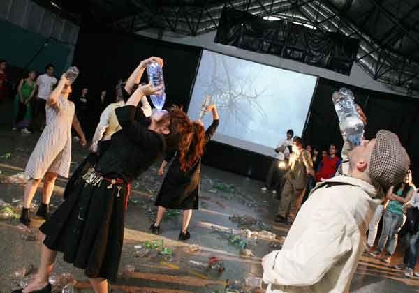 Exitoso inicio del Festival de Teatro
