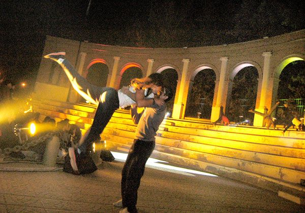 Se abrió el telón de la segunda edición del festival Cipo Danza