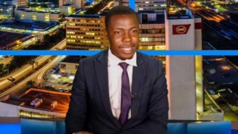 Facebook: presentador de TV irrumpió noticiero para revelar que no le habían pagado.
