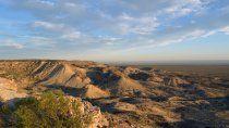 trataran iniciativa de apoyo al geoparque del cerro azul