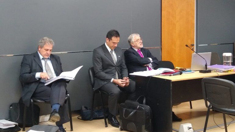 Con la denunciante en la sala, transcurre la segunda jornada del juicio contra el ginecólogo