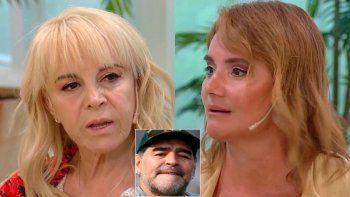 Pazos incomodó a Claudia con una pregunta sobre Diego