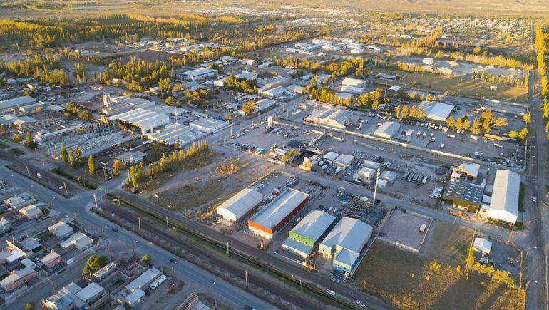 Hay más de 20 empresas que quieren instalarse en el Parque Industrial