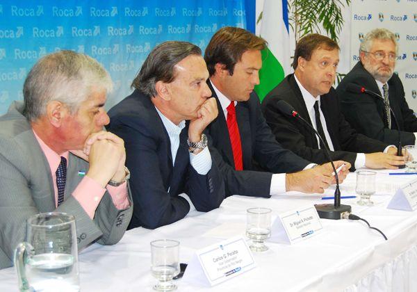 Weretilneck y Pichetto valoran los acuerdos