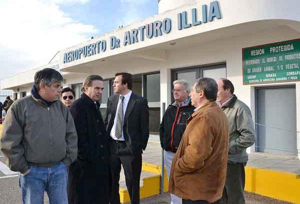 El aeropuerto de Roca recibirá vuelos nacionales