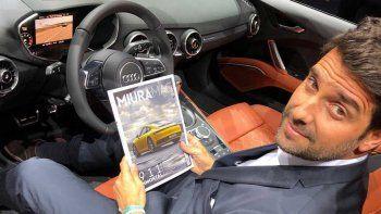 Juan Manuel Díaz, el diseñador argentino que devolverá a Audi al Dakar