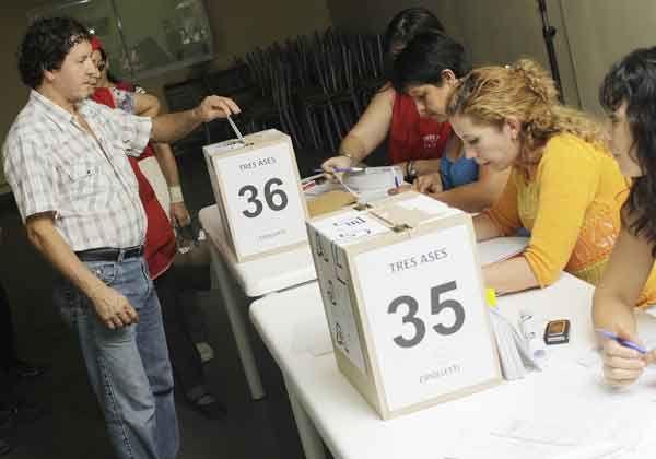 Rubén López arrasó en las urnas y fue reelecto en el Sindicato de la Fruta
