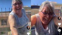 allense es viral en tik tok: se compro su primer auto y sorprendio a su mama
