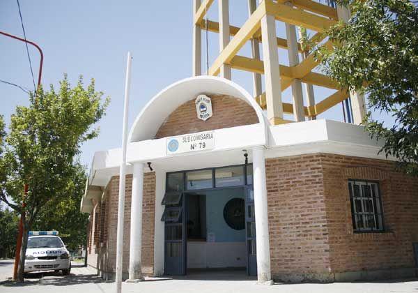 Preso se ahorcó en la Subcomisaría 79 de Cipolletti