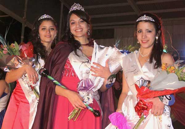Agustina Márquez es la nueva Reina Provincial del Estudiante
