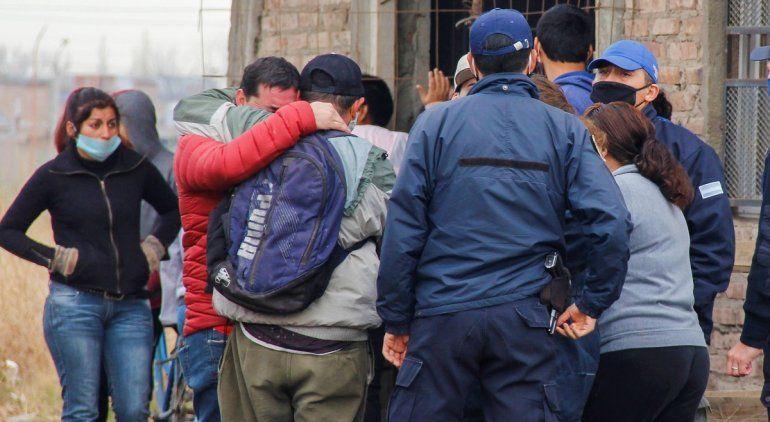Incendio fatal en el Obrero: el papá y los hermanitos de Aldana están gravísimos