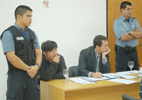 Condenado por homicidio, pero libre