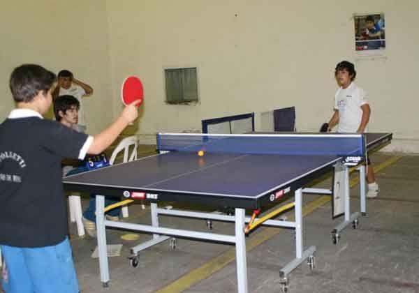 Deportes reanuda sus actividades