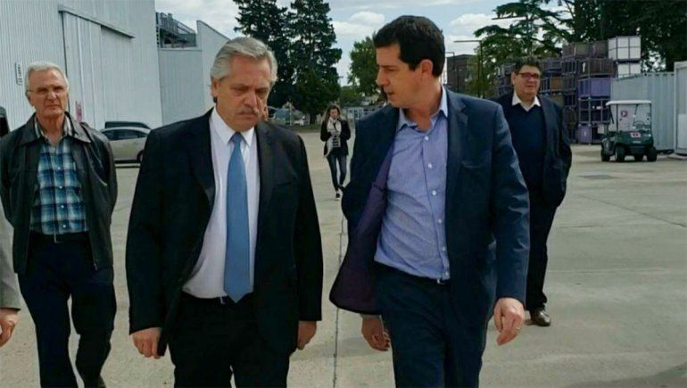 El Gobierno desmiente que el Presidente haya aceptado la renuncia de Wado de Pedro