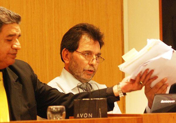 Se decide el futuro del juez Pablo Iribarren