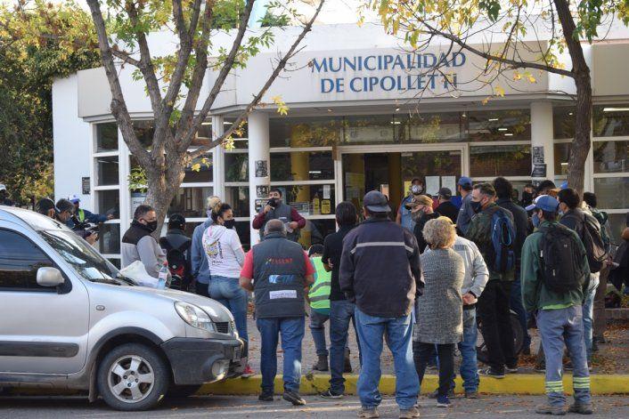 Municipales analizan en asamblea la propuesta salarial del gobierno
