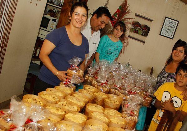 Repartirán pan dulce en barrios de pocos recursos