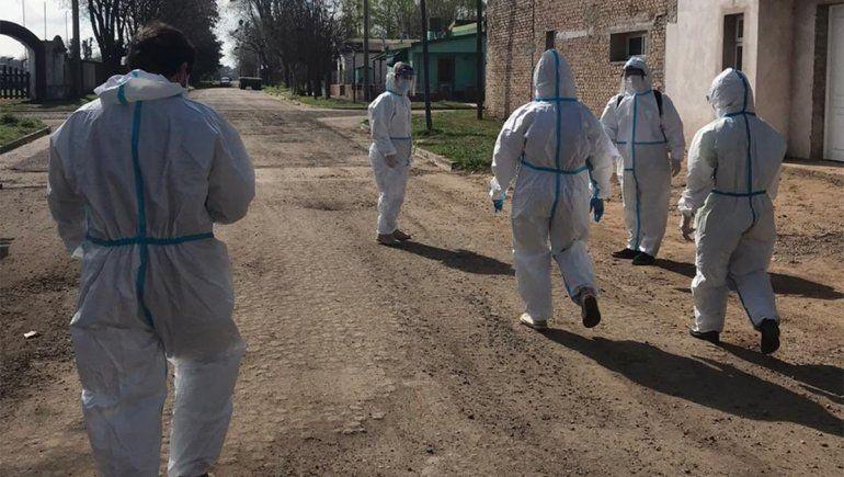 Jueves negro en el país: se registró el récord de 537 muertes por COVID