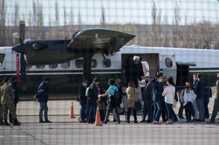 Víctimas de la represión revivieron los vuelos del horror