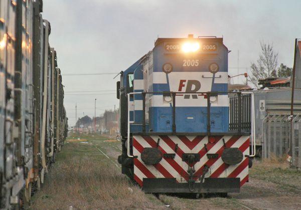 Espera por los proyectos ferroviarios