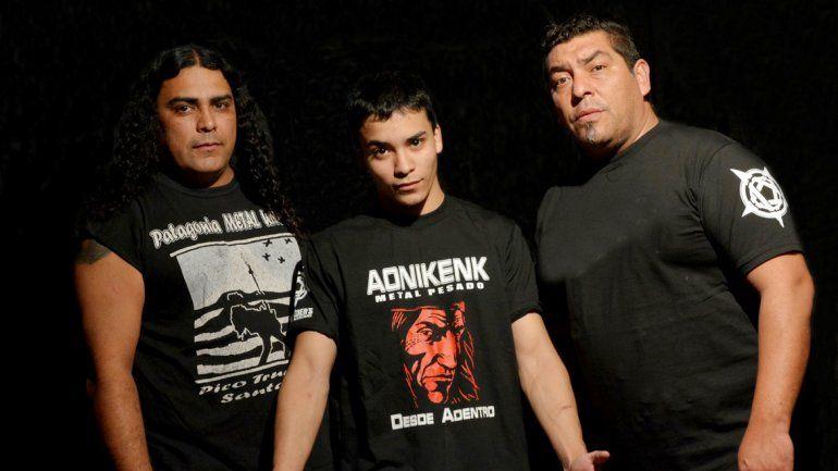 Aonikenk tocará en Cipolletti.