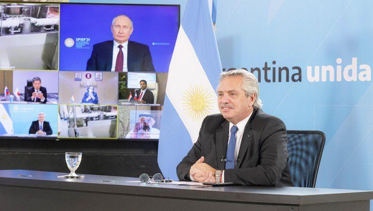Argentina está lista para fabricar la vacuna contra el COVID