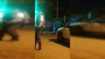 asesinan a un joven en medio de una guerra de bandas