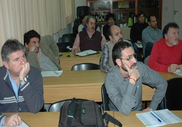 El INTA Alto Valle brindó una capacitación para periodistas Agrarios