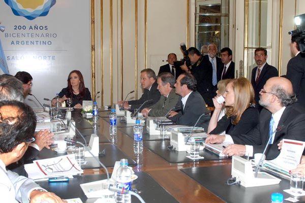 El Ministro de Educación mantuvo reuniones con la Presidenta de la Nación