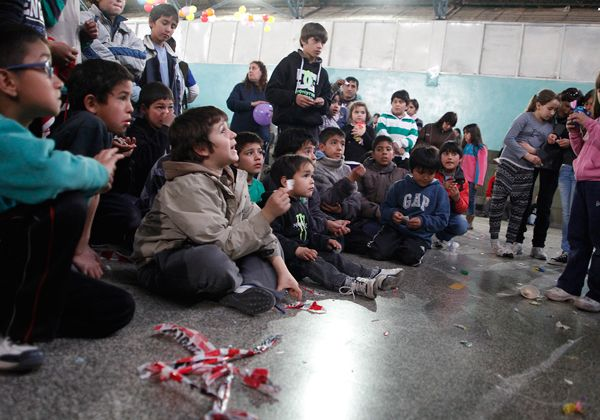 Finalizaron las celebraciones del Día del Niño