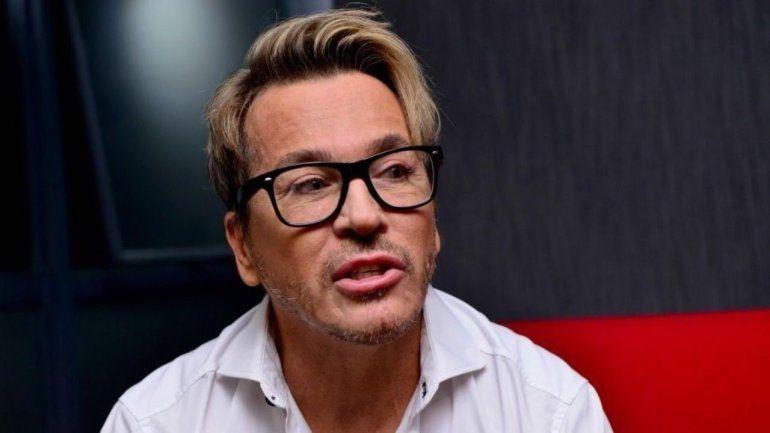 Guido Süller regresó a la TV y dio detalles sobre su noviazgo con Ricardo Fort