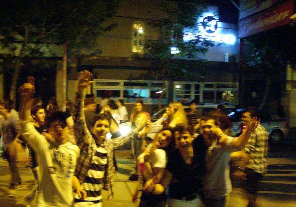 Clausuraron el boliche Martina por presencia de adolescentes bebiendo