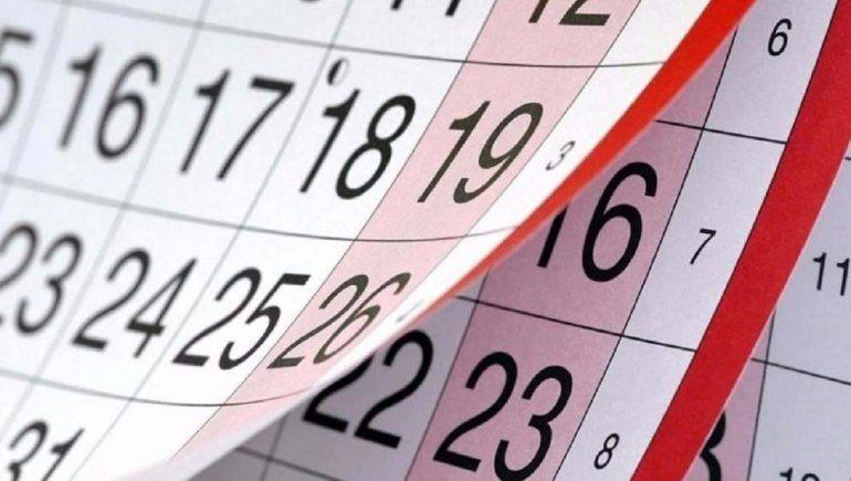 Terminó el finde largo: ¿Cuándo es el próximo feriado?