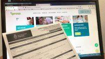 los afiliados al ipross podran acceder al test rapido de covid