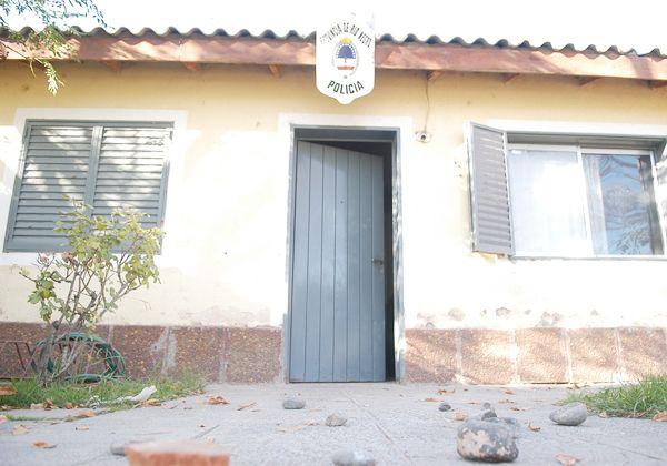 Mapu: violento ataque al destacamento