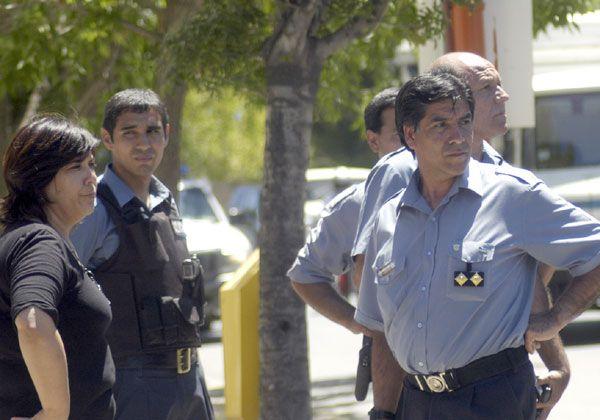 Ataque a balazos en Tribunales durante audiencia por caso Oliva