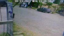 video: dos motochorros armados le robaron a tres nenes de 12 anos